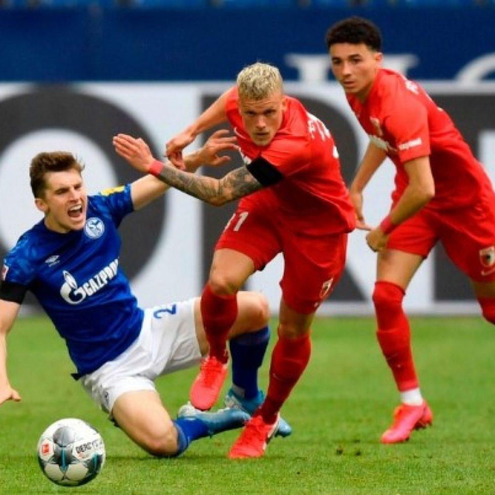 Аугсбург победи с 3:0 Шалке 04 bet365