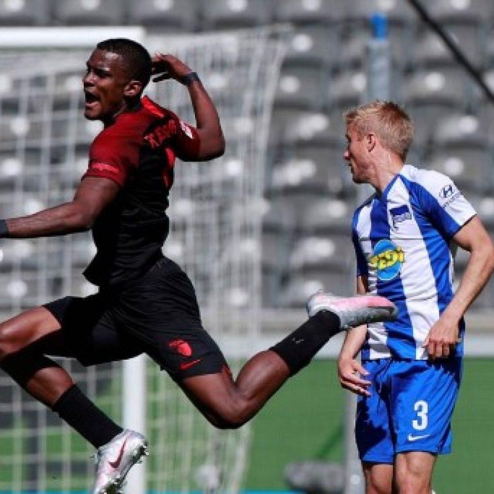 Херта победи с 2:0 Аугсбург bet365
