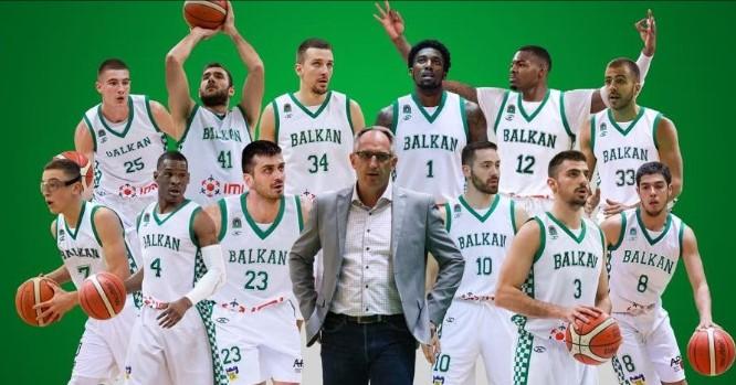 Баскетболният отбор на Балкан започва официално подготовка за сезон 2020/21 в понеделник bet365