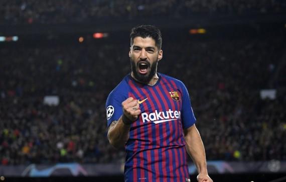 Нападателят на Барселона Луис Суарес е желан от катарския отбор Ал-Араби bet365