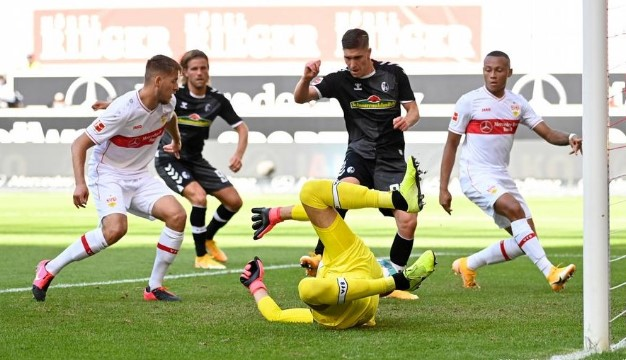 Фрайбург победи с 3:2 Щутгарт bet365