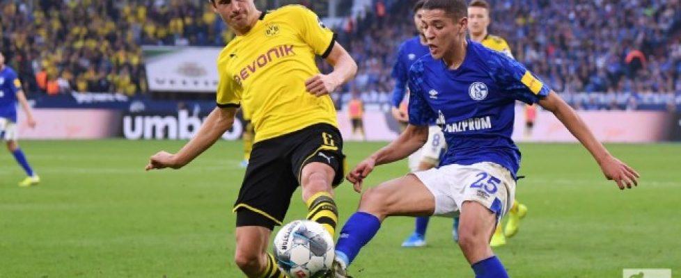 Шалке 04 - Борусия Дортмунд bet365