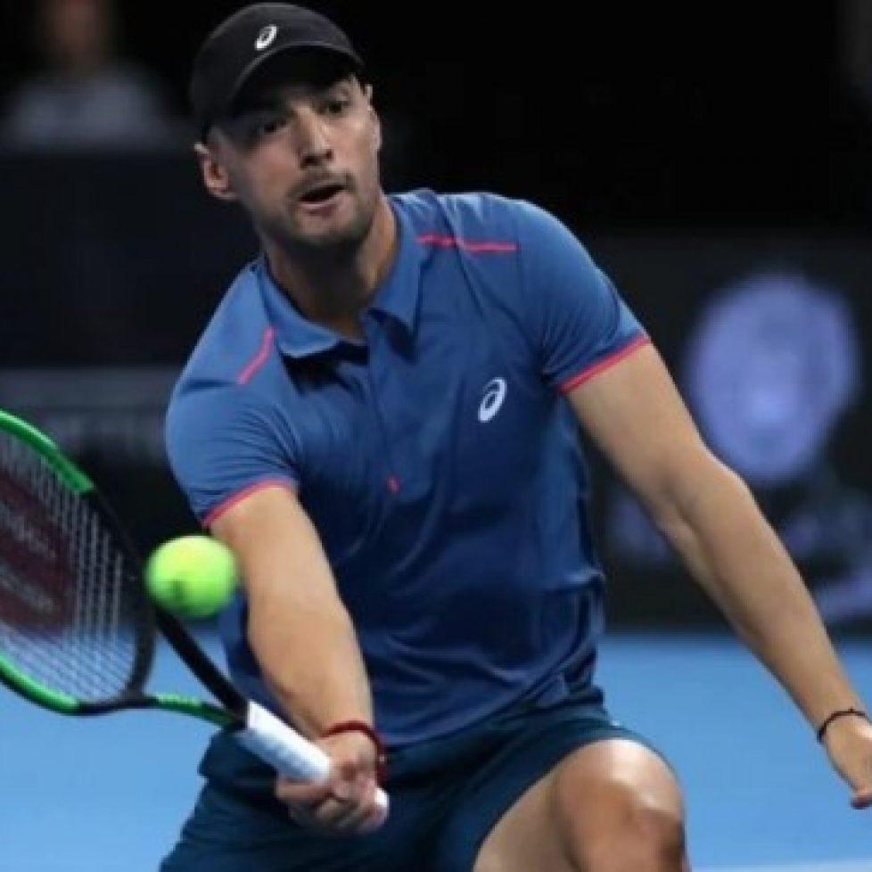 Димитър Кузманов се класира за полуфиналите на турнира по тенис на ITF bet365