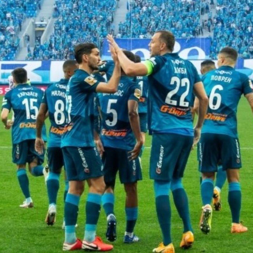 Зенит победи с 6:0 Уфа bet365