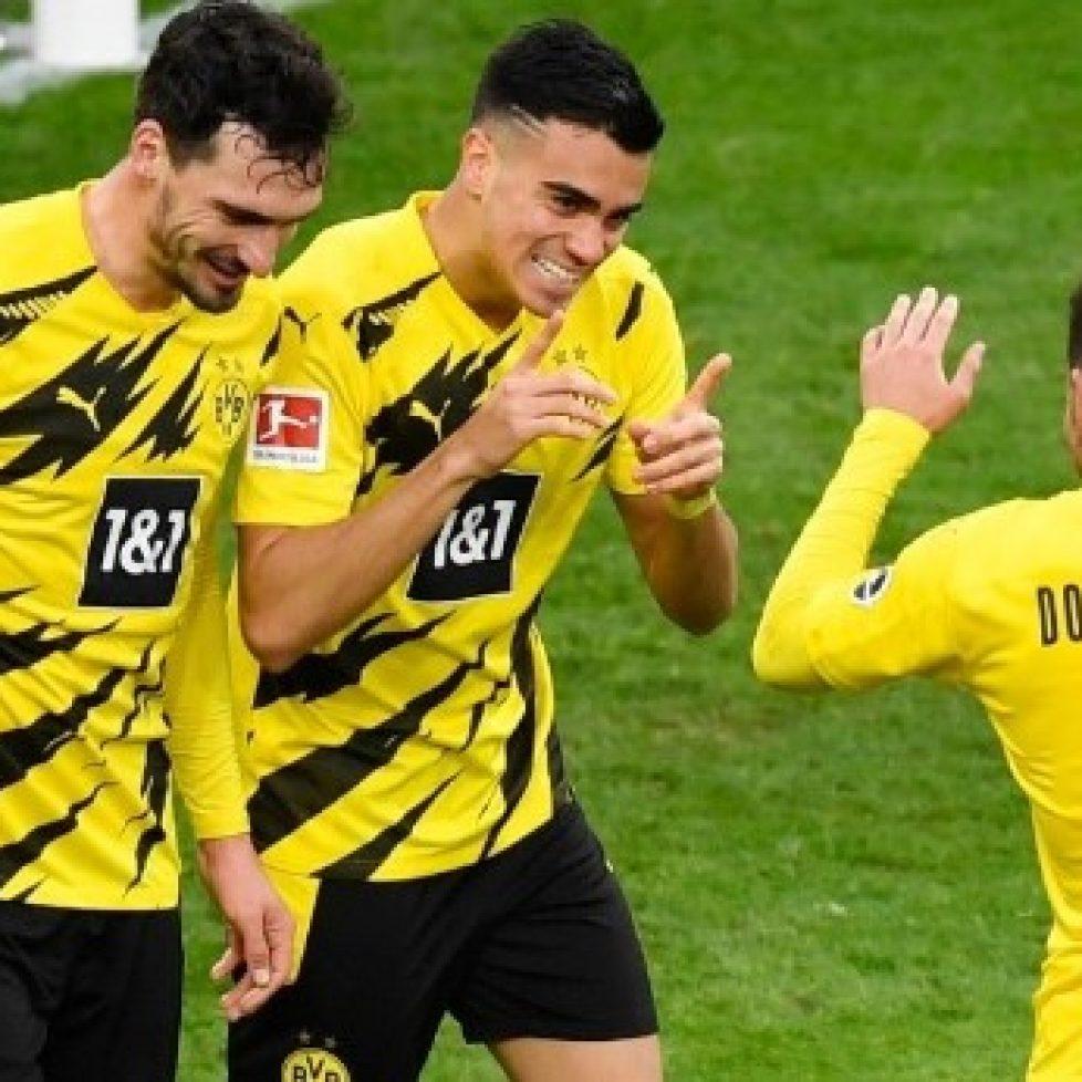 Борусия (Дортмунд) победи с 3:0 Арминия (Билефелд) bet365