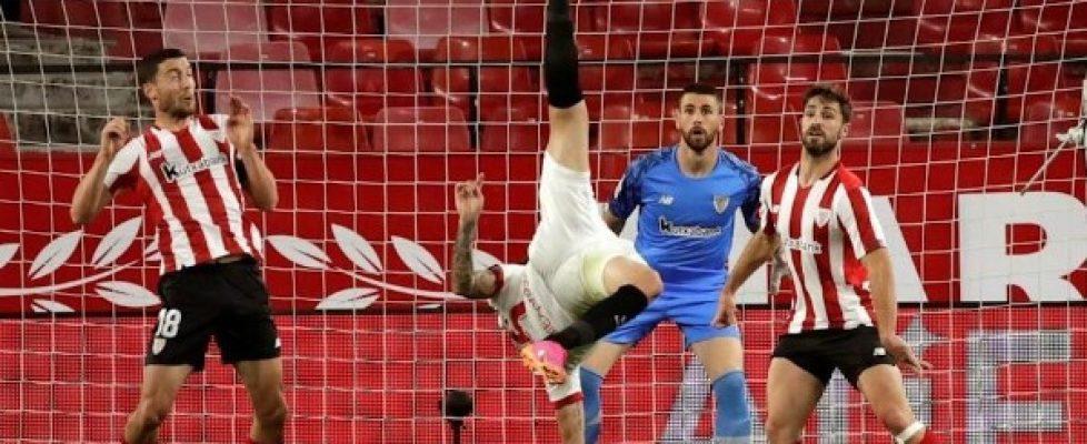 Атлетик Билбао победи с 1:0 Севиля bet365