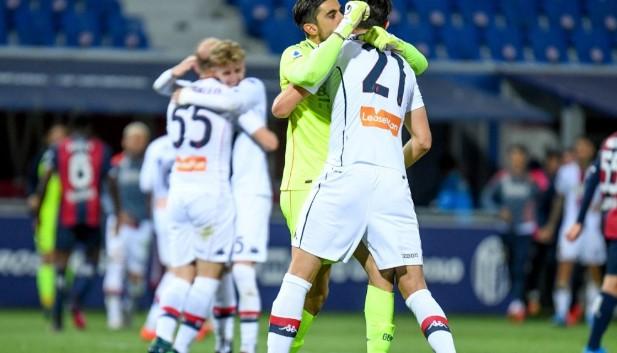 Дженоа победи с 2:0 при гостуването си на Болоня bet365