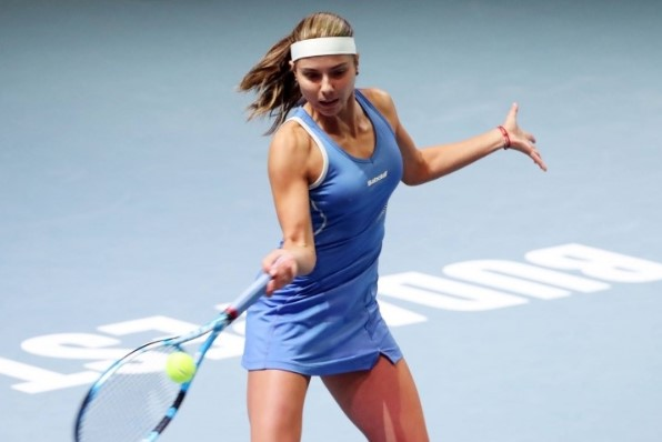 Виктория Томова отпадна на старта на турнира на трева на ITF в Нотингам bet365
