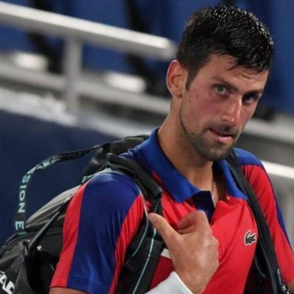 Новак Джокович се отказа от участие в мача за бронзовите медали при смесените двойки bet365