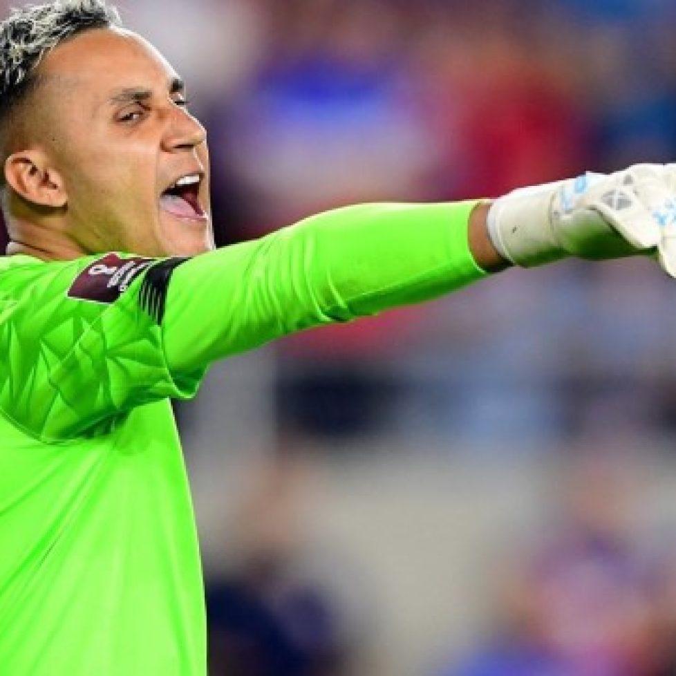 Кейлор Навас може да пропусне мача от груповата фаза на ШЛ срещу РБ Лайпциг bet365