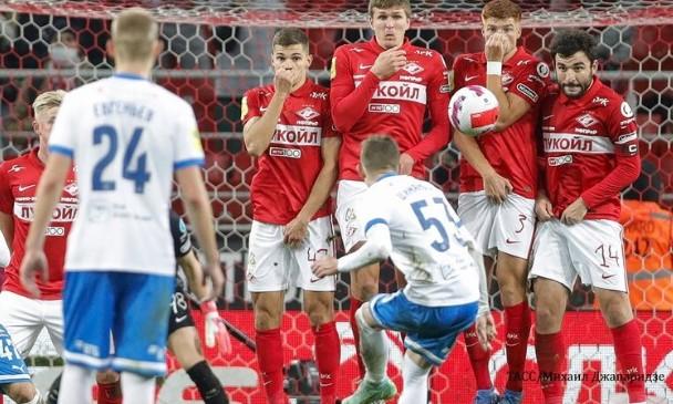 Спартак и Динамо завършиха при резултат 2:2 bet365